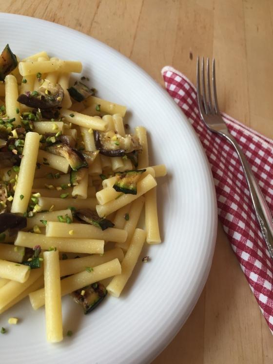 pasta verdure e pistacchio 2